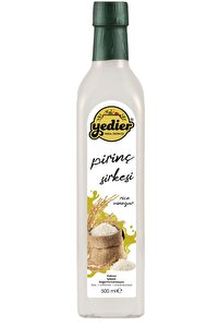 Katkısız Pirinç Sirkesi 500 ml Doğal Fermente