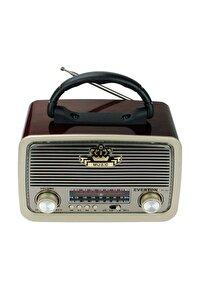 Everton Rt-301 Nostalji Bluetooth Radyo ,usb, Sd , Mp3 Player