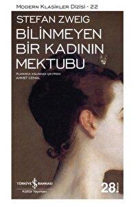 Bilinmeyen Bir Kadının Mektubu (Karton Kapak) - Stefan Zweig