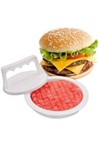 Hamburger Köfte Kalıbı Köfte Presi Şekillendirici Burger Press Pratik Köfte Yapma Aparatı