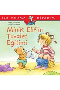 Minik Elif'in Tuvalet Eğitimi