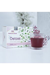 Feridun Kunak Detoks Çayı