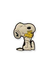 Jibbitz The Peanuts Snoopy Dog Figürü Tekli Terlik Süsü