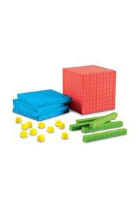 Arıtime, Onluk Taban Blokları, Birlik, Yüzlük, Onluk Blok