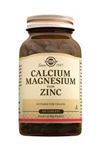 Calcium Magnesium Plus Zinc 100 Tablet