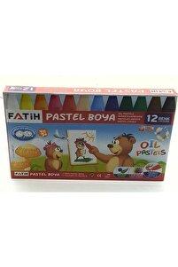12 Renk Pastel Boya 34012