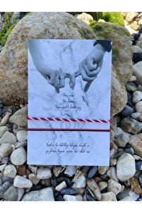 Red String Kırmızı Siyah Ip Çift Bileklik Aşk Mıknatısı + Özel Hediye Kartı
