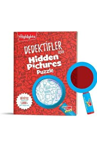 Dedektifler Için Hidden Pictures Puzzle