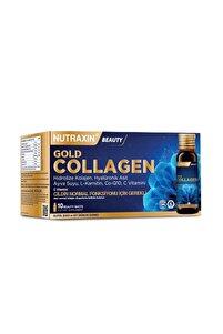 Nutraxın Gold Collagen Balık Kolajeni 10x50ml