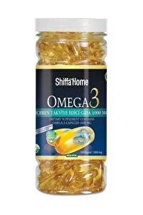 Omega 3 Balık Yağı 1000 mg X 100 Kapsül