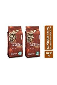 Starbucks Colombia Narino Çekirdek Filtre Kahve 2 Paket 2x250 Gr