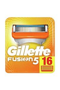 Fusion 5 Manual Yedek 16'lı