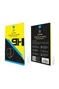 Huawei Honor 9 Lite Ekran Koruyucu Blue Nano Temperli Kırılmaz Cam