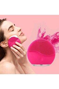Şarj Edilebilir Yüz Temizleme Cihazı Ve Masaj Aleti