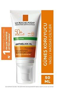 Anthelios Dry Touch Yüz Güneş Kremi Karma/Yağlı Ciltler SPF50+ Yüksek Koruma 50ml 3337875546430