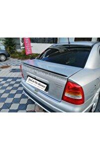 Opel Astra G Bagaj Üstü Spoiler Bagaj Çıtası Piano Black
