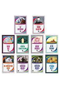 7-12 Yaş Dünya Çocuk Klasikleri10 Kitap Set 10