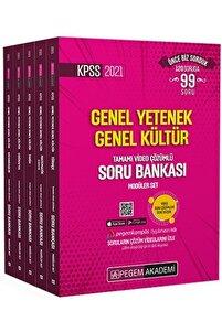 Pegem Akademi Yayınları 2021 Kpss Genel Yetenek Genel Kültür Soru