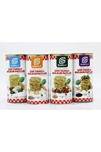 4 Çeşit Granmillo (kinoa- Çörek Otlu- Ayçiçeği Çekirdekli- Diyet) Bulgur Patlağı Atıştırmalıklar