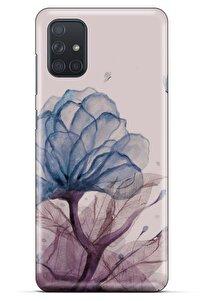 Y.liva-2020 (saf Aşk) Samsung Galaxy M51 Kılıf Silikon Kapak Desenli