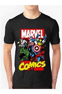 Unisex Marvel T-shirt