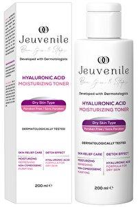 Hyalüronik Asit %2 Içerikli Nemlendirici & Aydınlatıcı Tonik 200ml