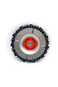 Zincirli Ahşap Oyma Ve Işleme Diski 115 Mm