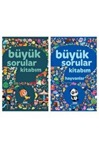Büyük Sorular Kitabım + Büyük Sorular Kitabım Hayvanlar 2 Kitap Set