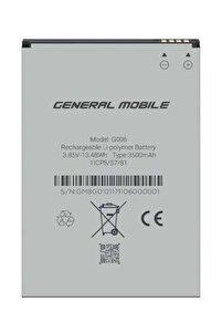 Genaral Mobile Gm 8 Go Orijinal Batarya 3500 Mah