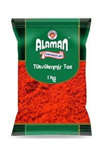 Tütsülenmiş Toz (smoked Paprika Biber) 1 Kg