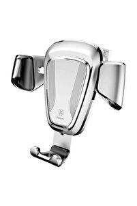 Gravity Car Serisi Evrensel Araç Içi Telefon Tutucu Gümüş