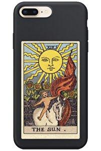 Iphone 7 Plus Lansman The Sun Desenli Telefon Kılıfı