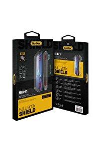 Samsung Galaxy S20 Ultra Şeffaf Kılıf + Ekran + Kamera Koruyucu 5in1 Full Body Shield Tam Koruma Set