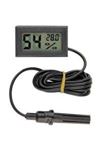 Nem Ve Sıcaklık Ölçer Termometre