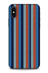 Kazak (3) Desenli Silikon Kapak Uyumlu Iphone Xs Kılıf