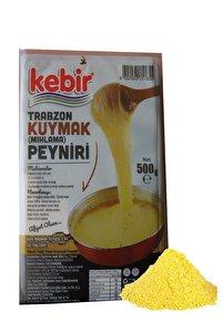 Trabzon Kuymak Peyniri 500 Gr+500 Gr Mısır Unu