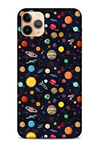 Spacex (18) Tema Telefon Kılıfları Apple Iphone 11 Pro Kılıf