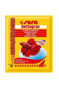 Bettagran Beta Yemi Taneli Yapıda Beta Balığı Yemi 5gr