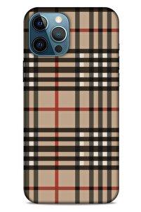 Gömlek (21) Desenli Silikon Kapak Telefon Kabı Apple Iphone 12 Pro Max Kılıf