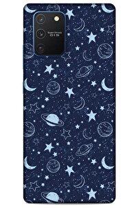 Spacex (1) Tema Kılıfı Samsung Galaxy S10 Lite Kılıf