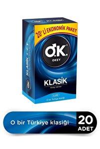 Prezervatif Klasik 20li