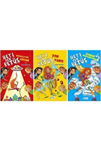 Hey Ben Betüş Serisi - 3 Kitaplık Set 8-12 Yaş
