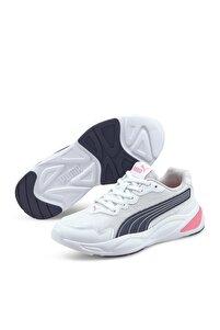 90S RUNNER NU WAVE JR Beyaz Erkek Çocuk Koşu Ayakkabısı 101085502