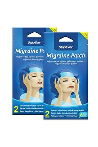 Migraine Patch - 2x2 Adet