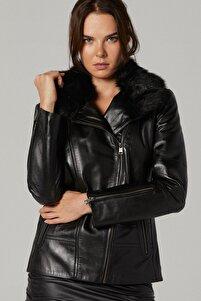 Marianna Kadın Deri Ceket