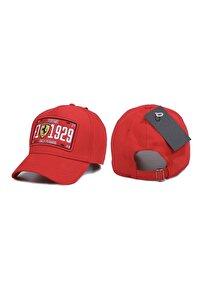 Ferrari Kırmızı Tarz Şapka