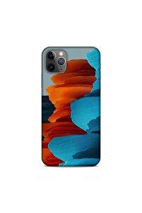 Iphone 11 Pro Max Uyumlu Bandingkan Desenli Silikon Arka Kapak