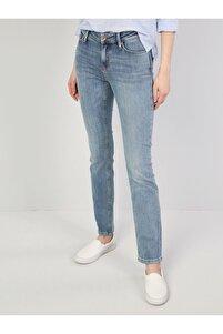 Kadın Mavi Pantolon