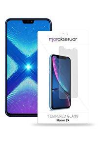 Huawei 8x Temperli Kırılmaz Cam Ekran Koruyucu Sert