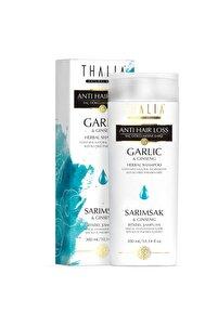 Sarımsak Ve Ginseng Özlü Saç Dökülmesine Karşı Etkili Şampuan - 300 ml